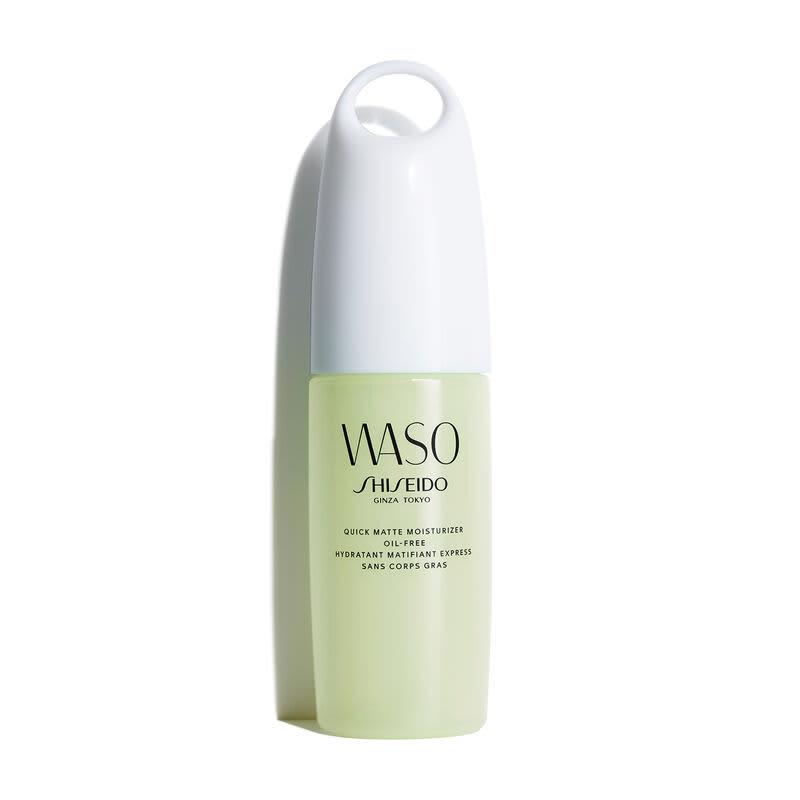 Shiseido WASO Quick Matte Oil-Free Moisturizer - Hidratante Facial 75ml