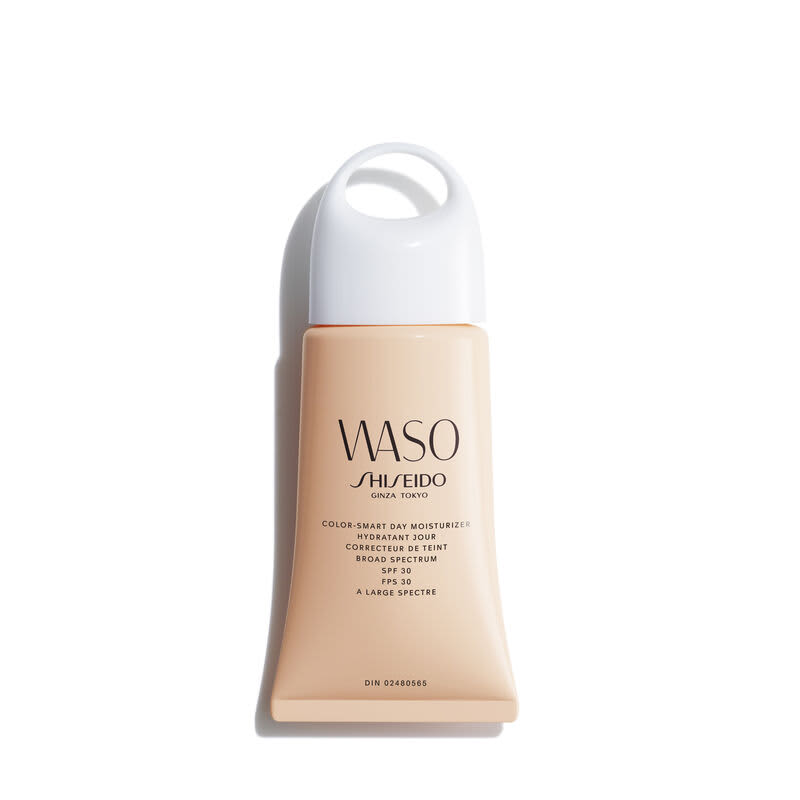 Shiseido WASO Color-Smart Day Moisturizer SPF30 - Hidratante Facial com Cor 50ml