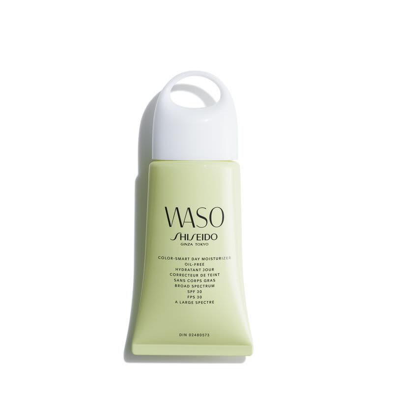 Shiseido WASO Color-Smart Day Moisturizer Oil-Free SPF30 - Hidratante Facial com Cor 50ml