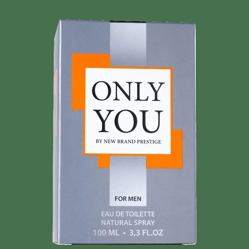 80150e4c3 Only You For Men New Brand Eau de Toilette - Perfume Masculino 100ml