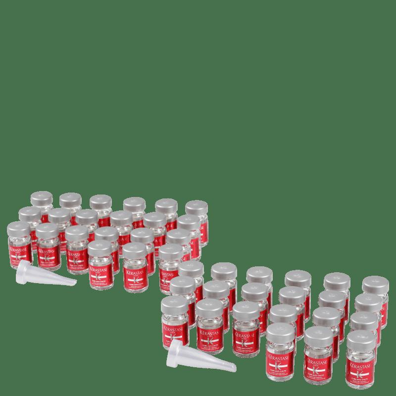 Kérastase Spécifique Cure Anti-Chute - Ampola Antiqueda 42x6ml