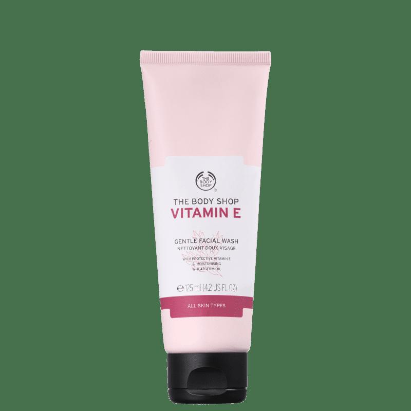The Body Shop Vitamin E Gentle - Creme de Limpeza Facial 125ml