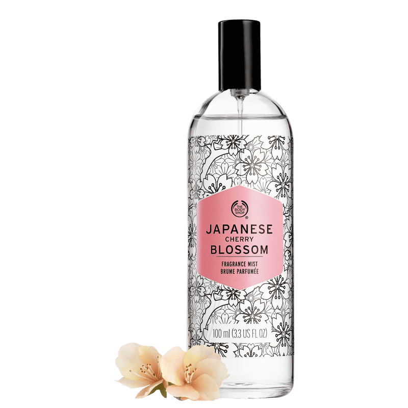 The Body Shop Japanese Cherry Blossom - Body Spray Feminino 100ml