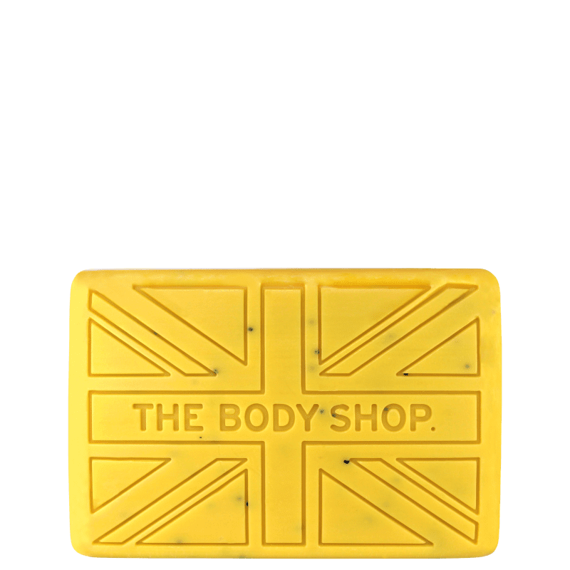 The Body Shop Banana e Canela - Sabonete em Barra 75g