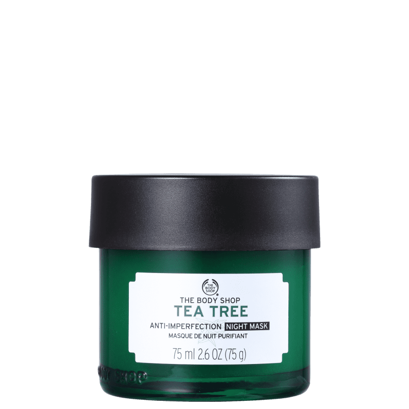 The Body Shop Tea Tree Skin Clearing - Máscara Noturna 75g