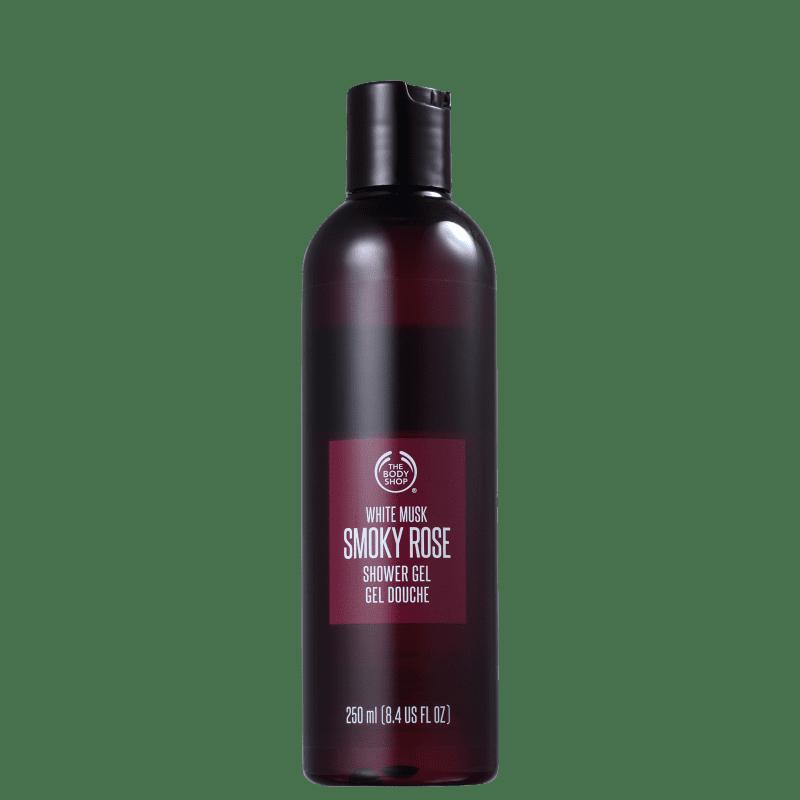 The Body Shop White Musk Smoky Rose Shower Gel - Gel de Banho 250ml