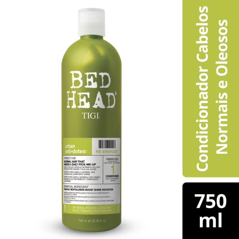 Condicionador Bed Head Urban Anti+Dotes #1 Re-Energize 750ml