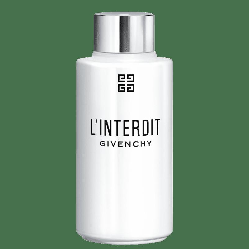 Givenchy L'Interdit Eau de Parfum - Gel Óleo de Banho 200ml