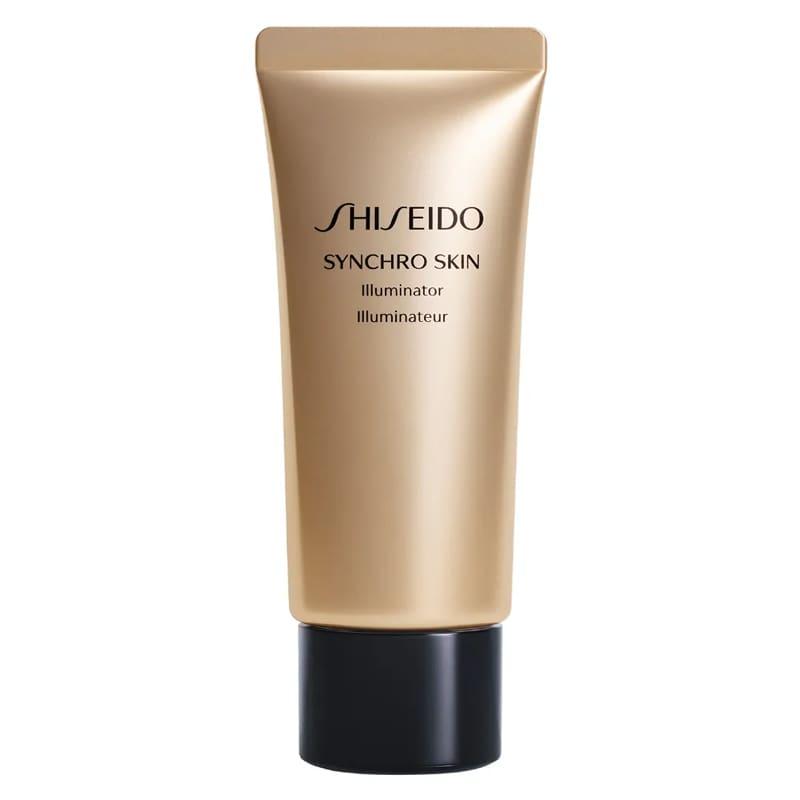 Shiseido Synchro Skin Pure Gold - Gel Iluminador Natural 40ml