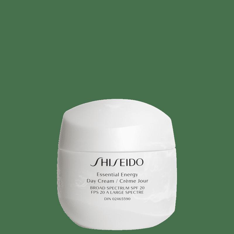 Shiseido Essential Energy FPS 20 - Emulsão Anti-Idade Diurno 50ml