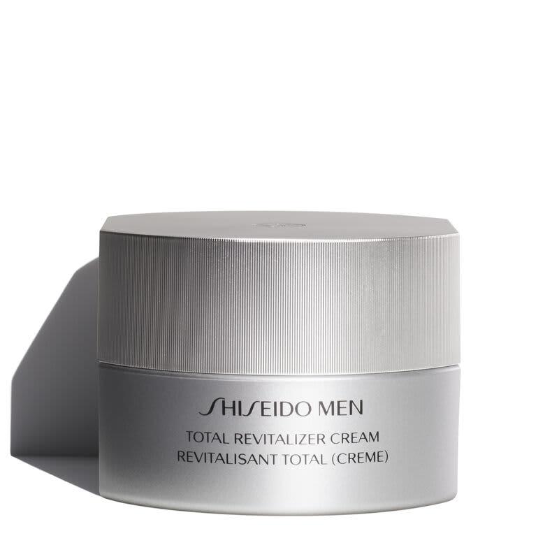 Shiseido Men Total Revitalizer - Creme Hidratante Facial 50ml