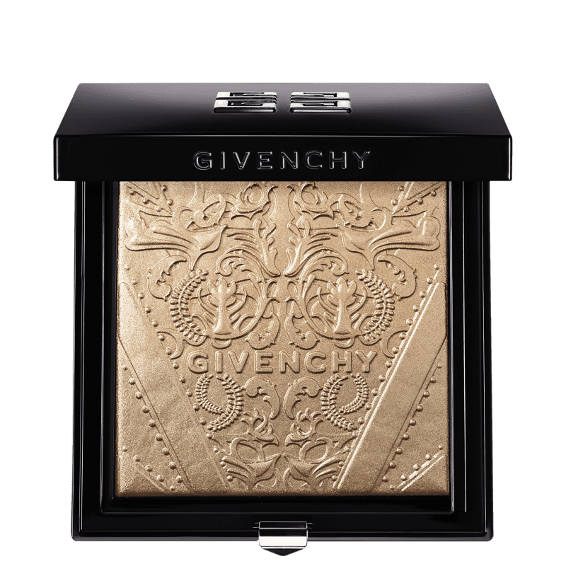 Givenchy Teint Couture Shimmer Powder Nº2 Gold - Iluminador em Pó 8g