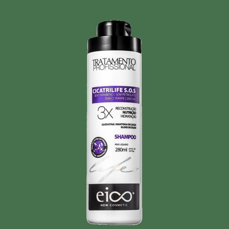 Eico Life Cicatrilife S.O.S. - Shampoo 280ml