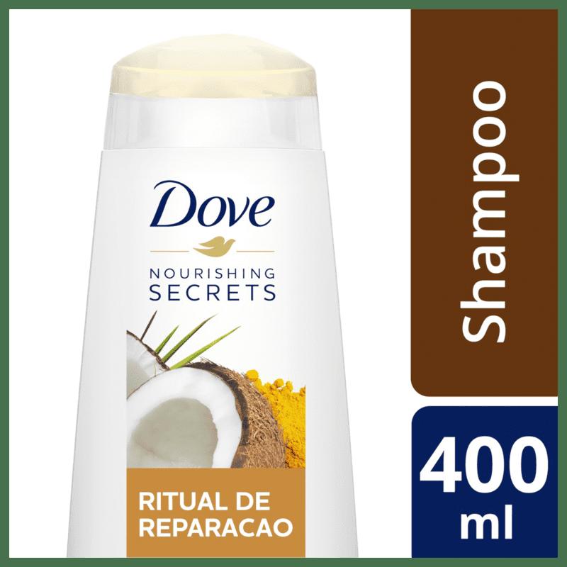 Shampoo Dove Ritual de Reparação 400ml