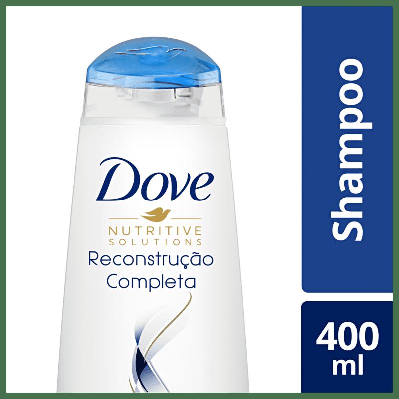 Dove Reconstrução Completa - Shampoo 400ml