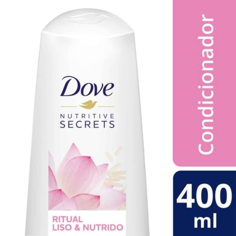 Condicionador Dove Ritual Liso e Nutrido 400ml