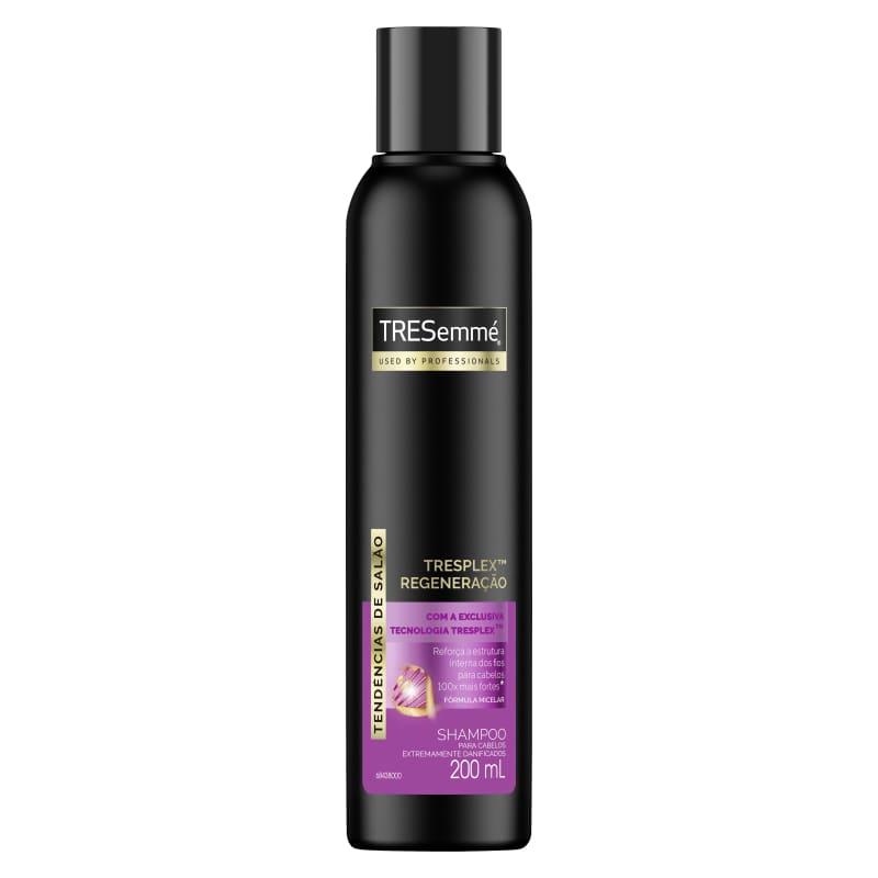 Shampoo TRESemmé TRESplex Regeneração 200ml