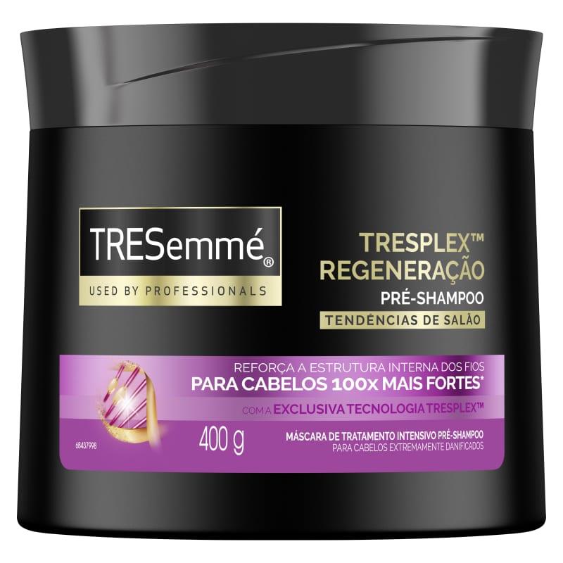 Máscara Pré-Shampoo TRESemmé TRESplex Regeneração 400g