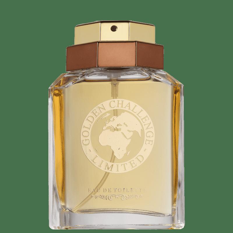 Golden Challenge Limited For Men Coscentra Eau de Toilette - Perfume Masculino 100ml