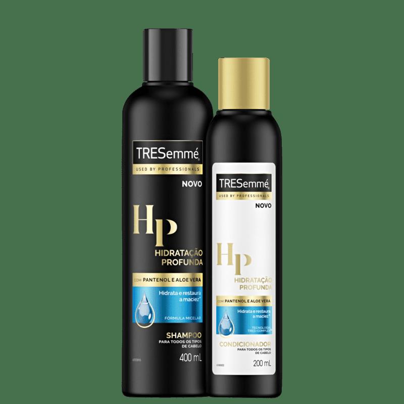 Kit TRESemmé Hidratação Profunda Duo Starter (2 Produtos)