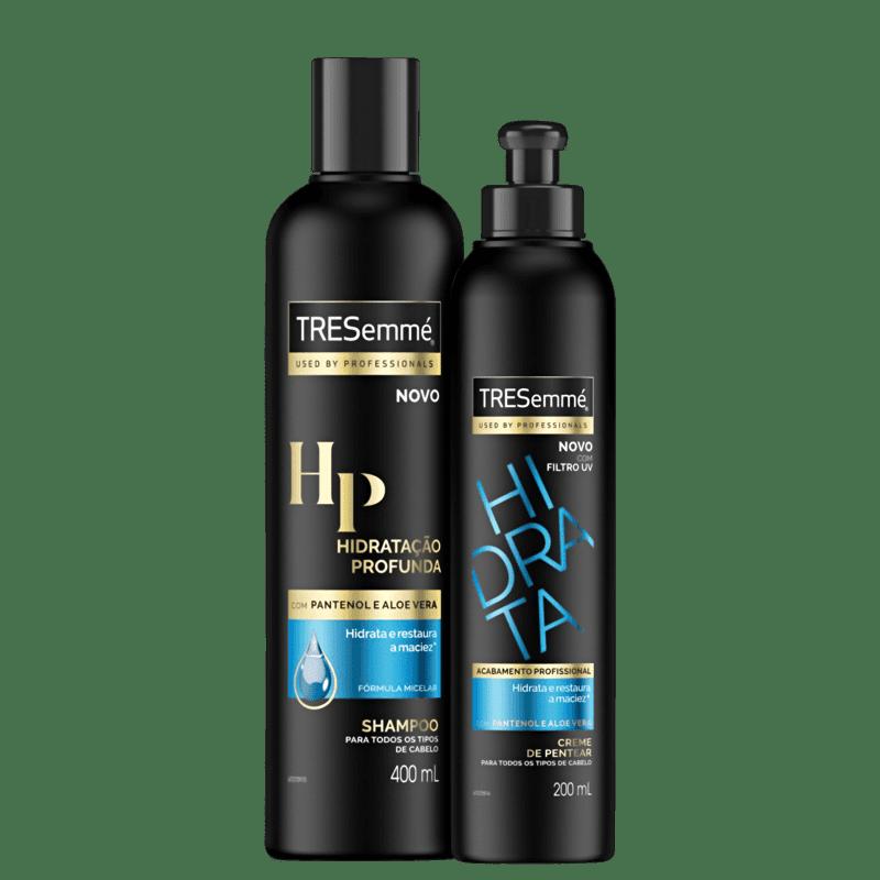 Kit TRESemmé Hidratação Básica (2 Produtos)