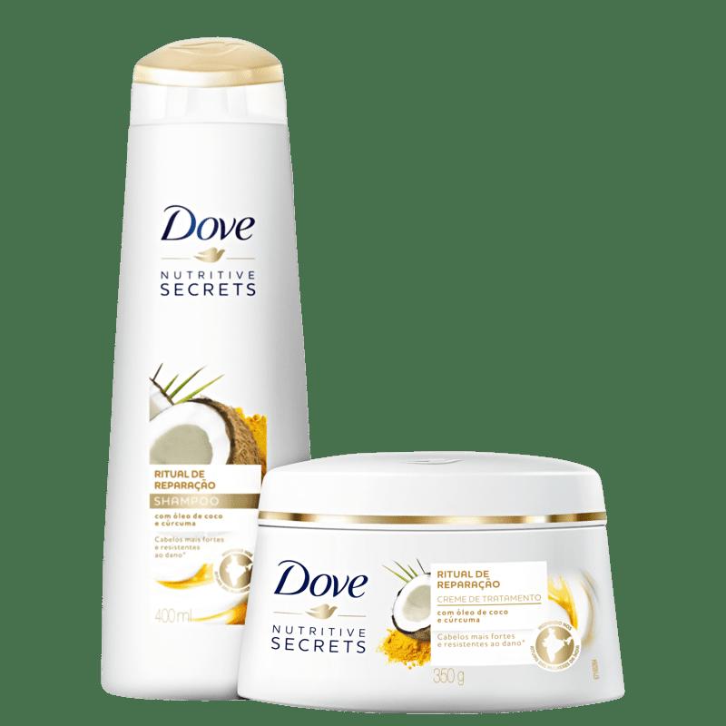 Kit Dove Ritual de Reparação e Tratamento (2 Produtos)