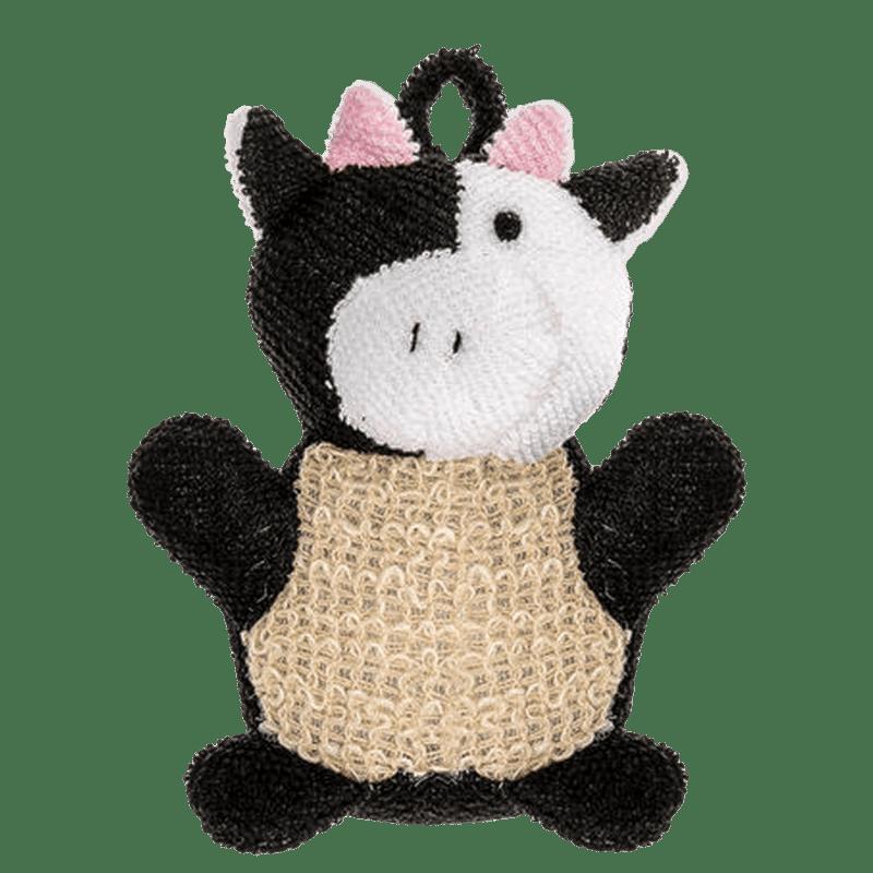 Orgânica Bath Toy Vaquinha - Esponja de Banho