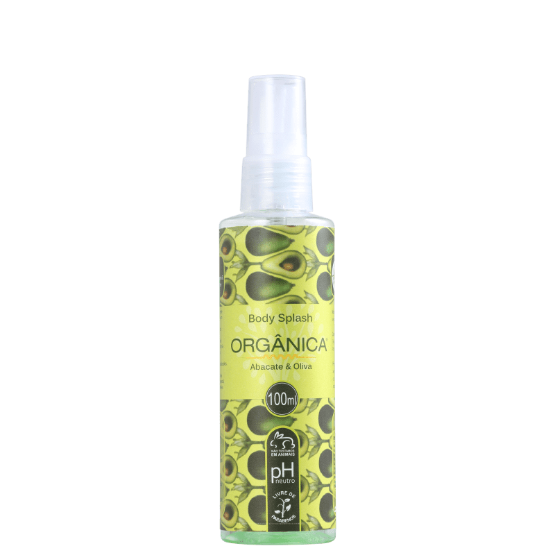 Orgânica Abacate e Oliva - Body Spray 100ml