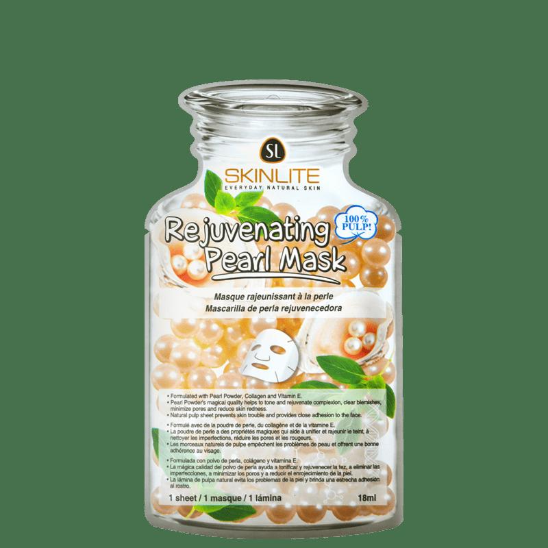 Skinlite Rejuvenating Pearl - Máscara Anti-Idade (1 unidade)