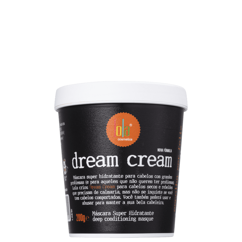 Lola Cosmetics Dream Cream - Máscara Capilar 200g