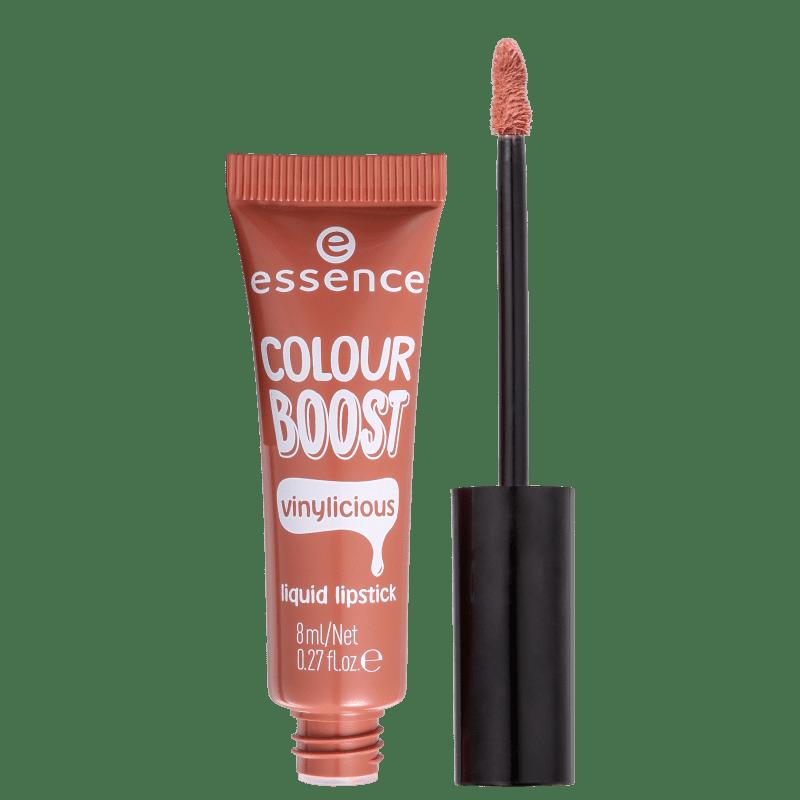 Essence Colour Vinylicious 02 - Batom Líquido 8ml