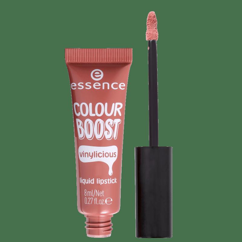 Essence Colour Vinylicious 04 - Batom Líquido 8ml