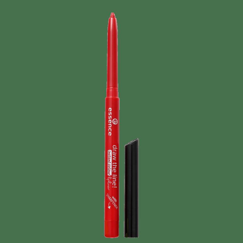 Essence Draw The Line 12 - Lápis de Boca 0,25g