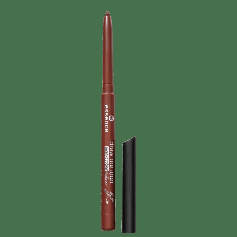 Essence Draw The Line 20 - Lápis de Boca 0,25g