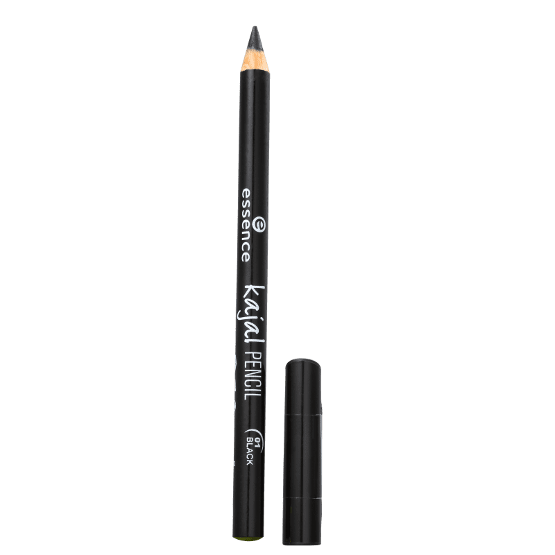 Essence Kajal 01 Black - Lápis de Olho 1g