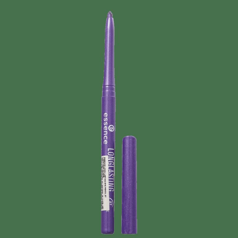 Essence Longlasting 27 Purple Rain - Lápis de Olho 0,28g
