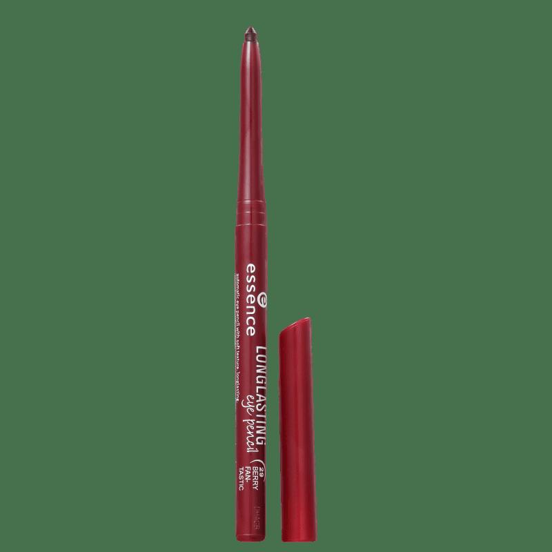 Essence Longlasting 29 Berry Fantastic - Lápis de Olho 0,28g