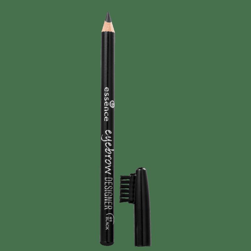 Essence Eyebrow Designer 01 Black - Lápis para Sobrancelha 1g