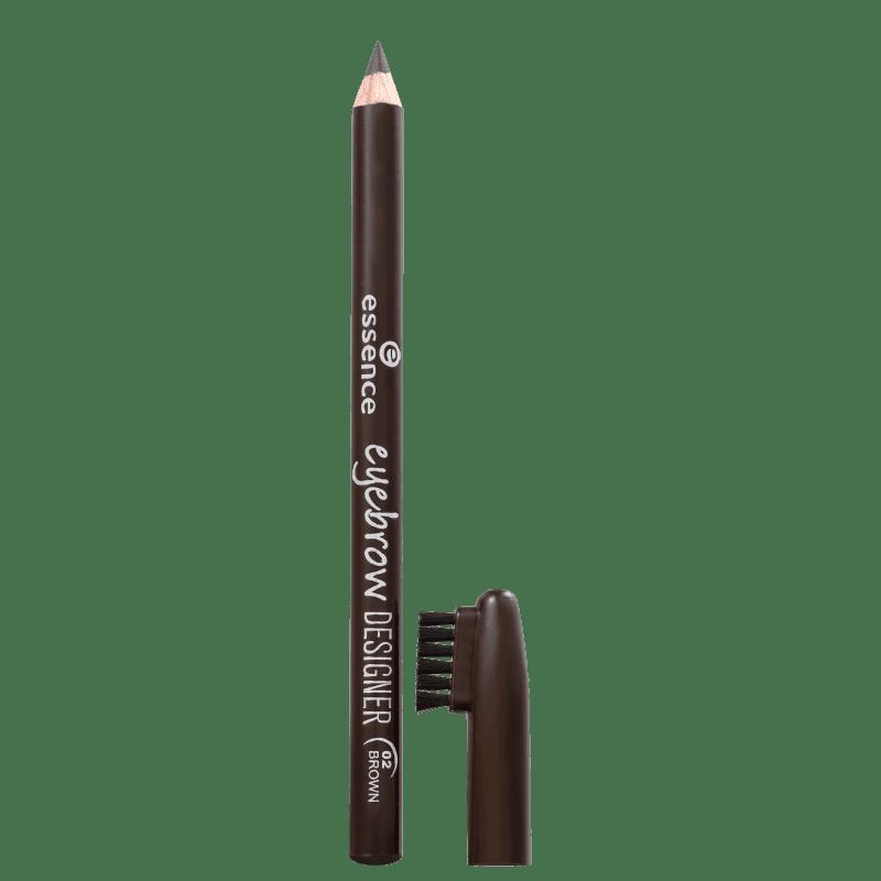 Essence Eyebrow Designer 02 Dark Brown - Lápis para Sobrancelha 1g