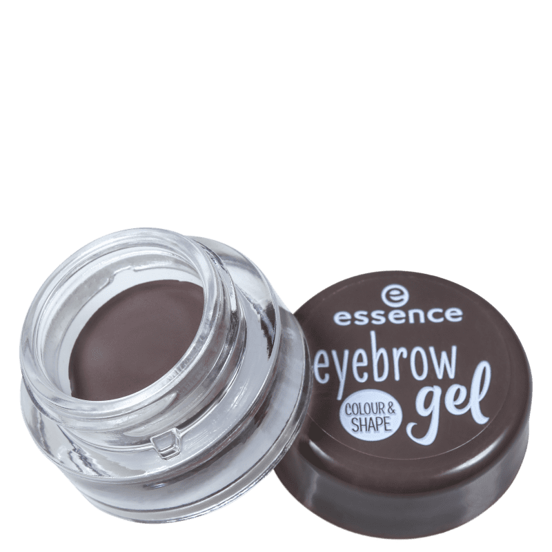 Essence Colour & Shape 01 Brown - Gel para Sobrancelha 3g