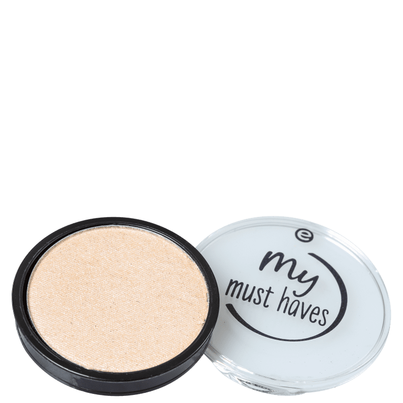 Essence My Must Haves 01 Go Goldie! - Sombra Cintilante 1,7g