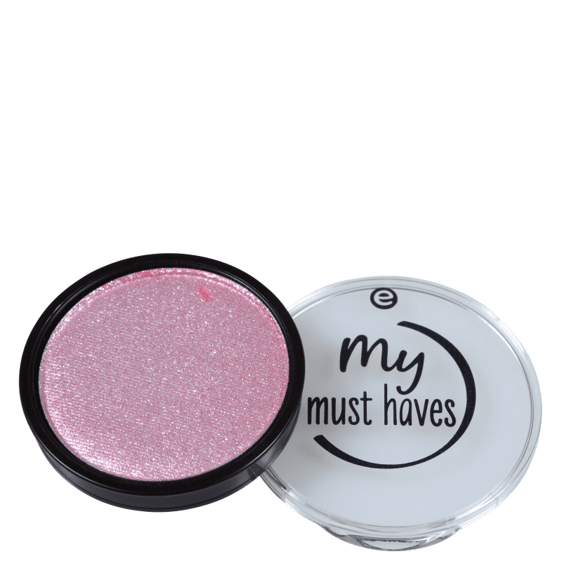 Essence My Must Haves 06 Raspberry Frosting - Sombra Cintilante 1,7g