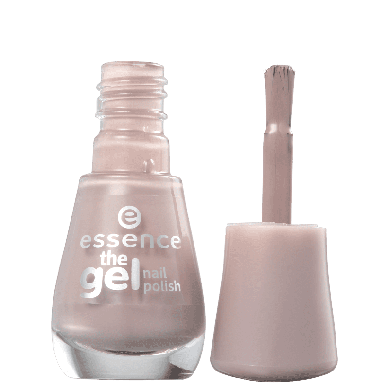 Essence The Gel 99 Tip Top Taupe - Esmalte Cremoso 8ml