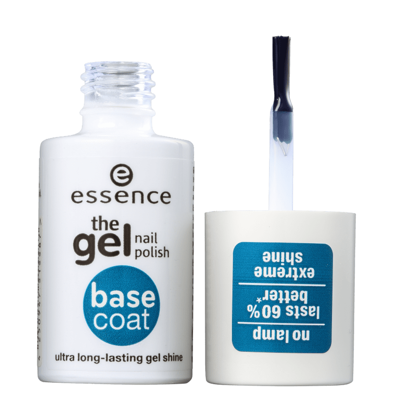 Essence The Gel - Base Incolor para Unhas 8ml