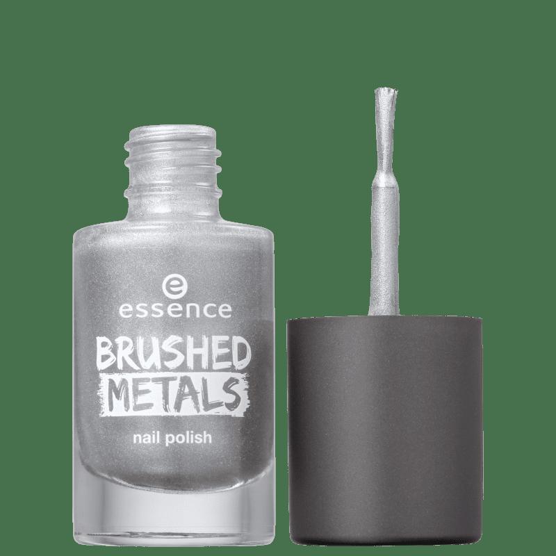 Essence Brushed Metals 01 Steel The Show - Esmalte Metálico 8ml