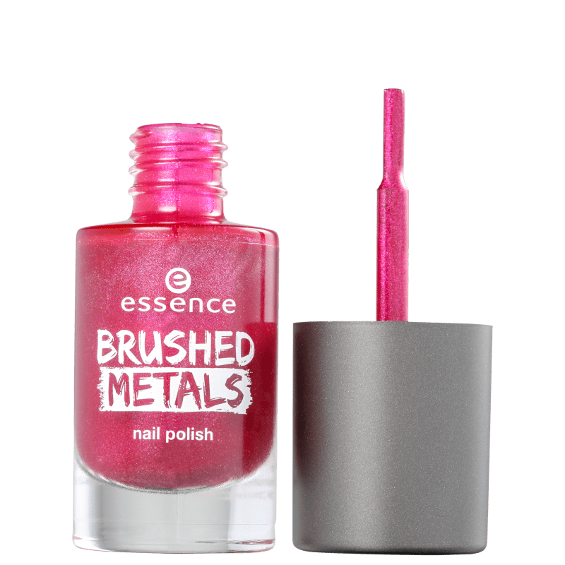 Essence Brushed Metals 04 It's My Party - Esmalte Metálico 8ml