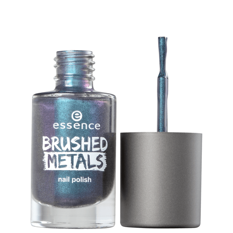 Essence Brushed Metals 05 I'm Cool With It - Esmalte Metálico 8ml