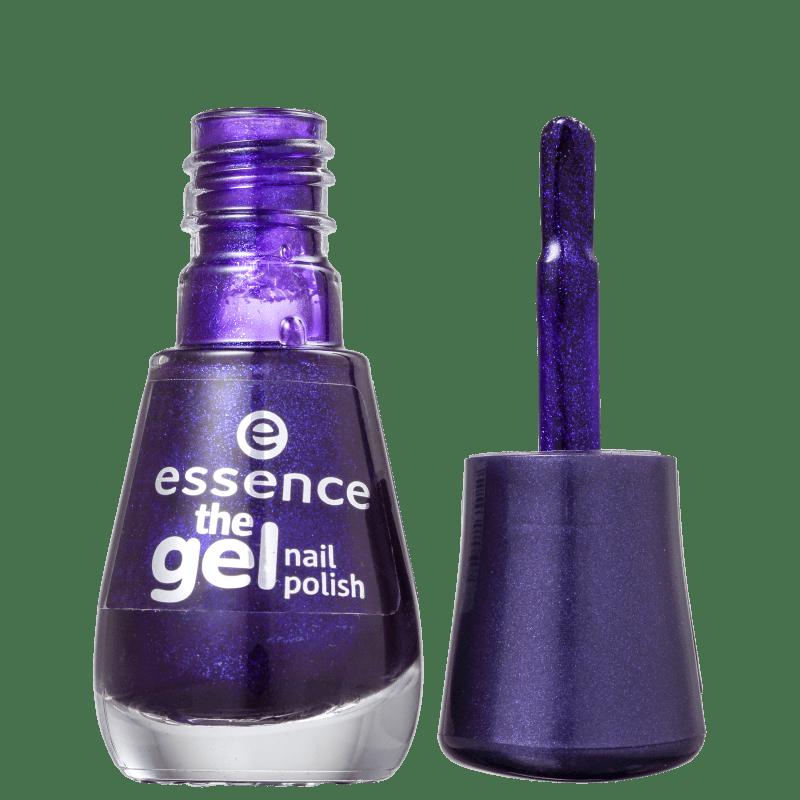 Essence The Gel 103 Midnight Sky - Esmalte Perolado 8ml
