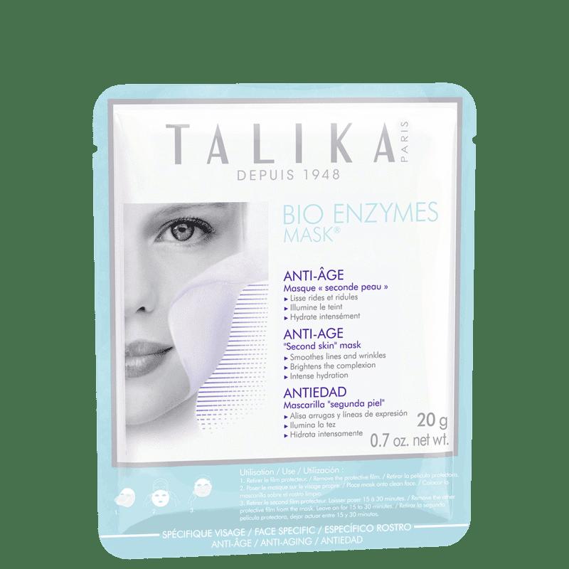 Talika Bio Enzymes - Máscara Anti-Idade 20g