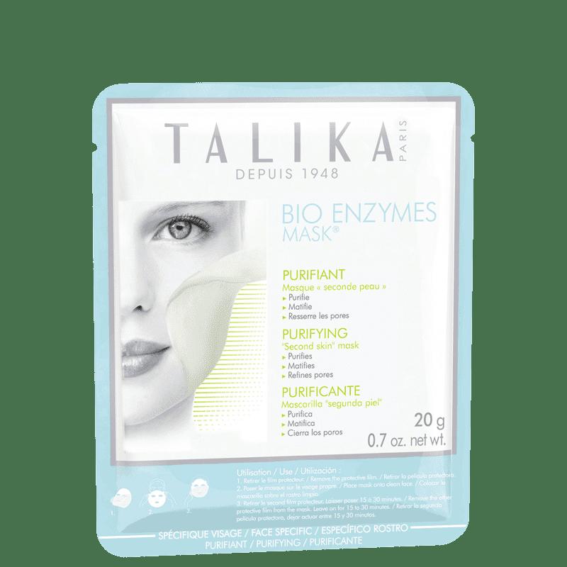 Talika Bio Enzymes Purifying - Máscara de Limpeza Facial 20g